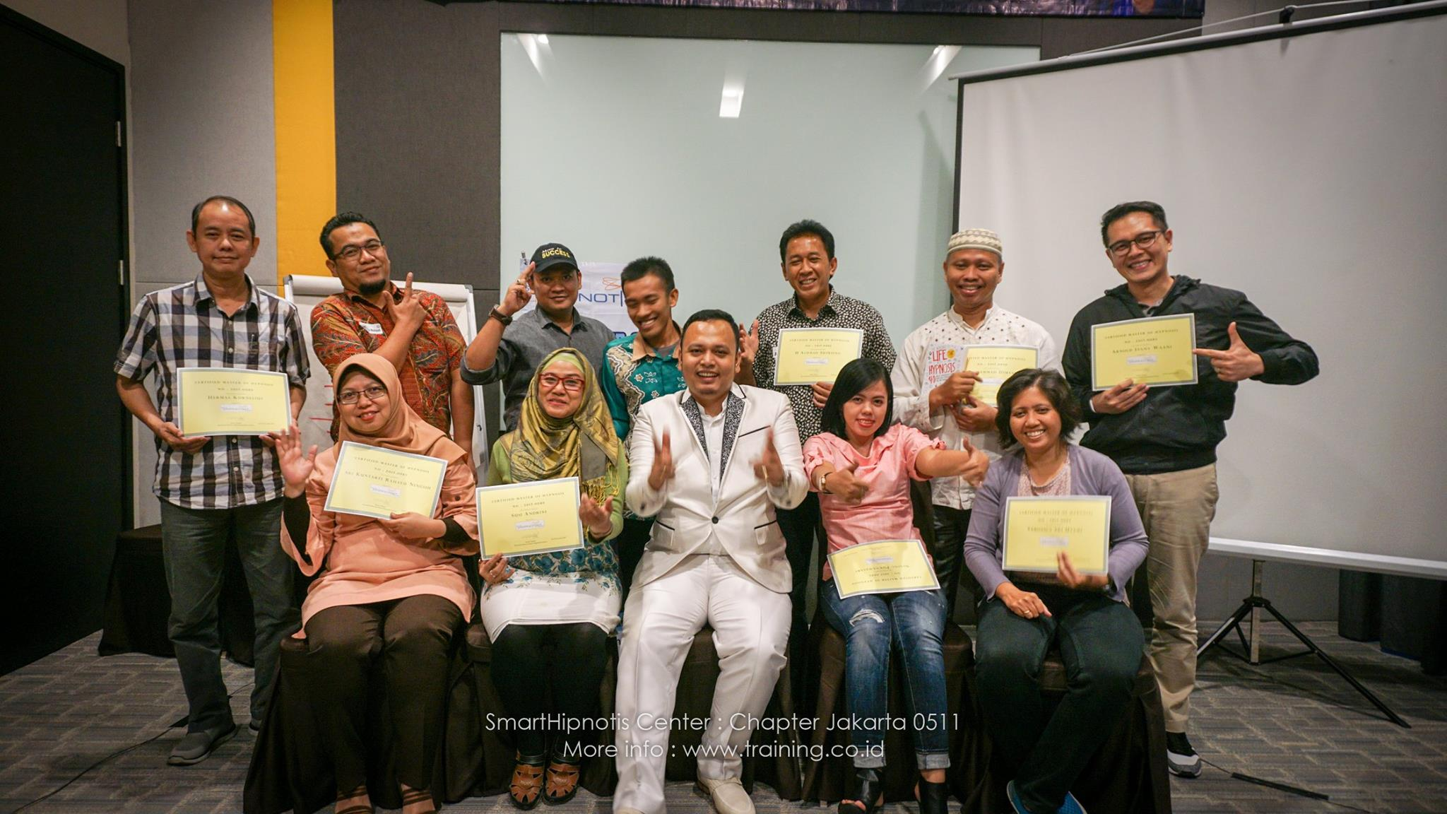 Dokumentasi Hypnotherapy Jakarta 0511