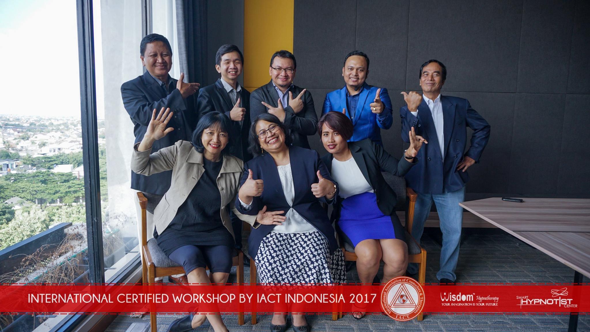 Dokumentasi IACT International Class